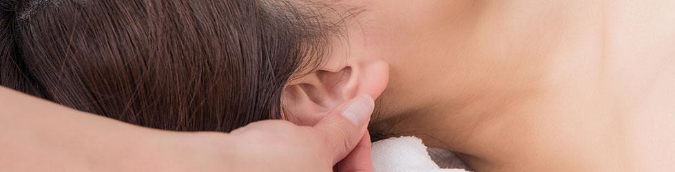 ゆる耳リンパドレナージュ